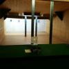 Luftgewehr-Stand