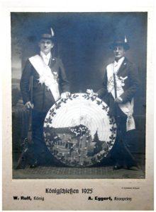 Königsschiessen 1925