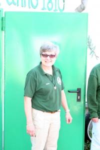 Swinda Eggert, 1. Vorsitzende der SGi Burg