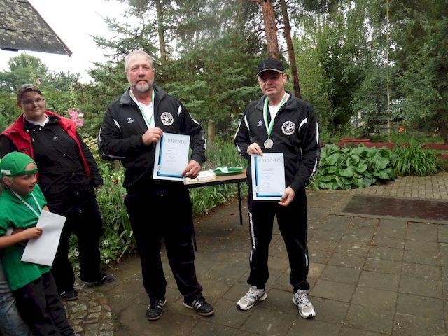 Landesmeisterschaft Bogen Gröningen 2016