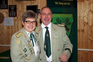 Swinda Eggert & Gerald Huhn