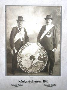 Königsschiessen 1910